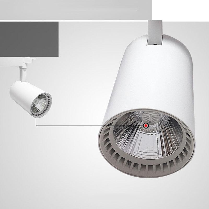 Lighting Fixture Store: Aliexpress.com : Buy COB LED Track Light Led Rail Lamp