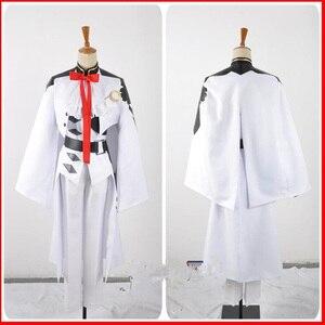 Image 2 - Owari uniforme de baño Ferid de Seraph of the end, traje completo de Cosplay de Anime