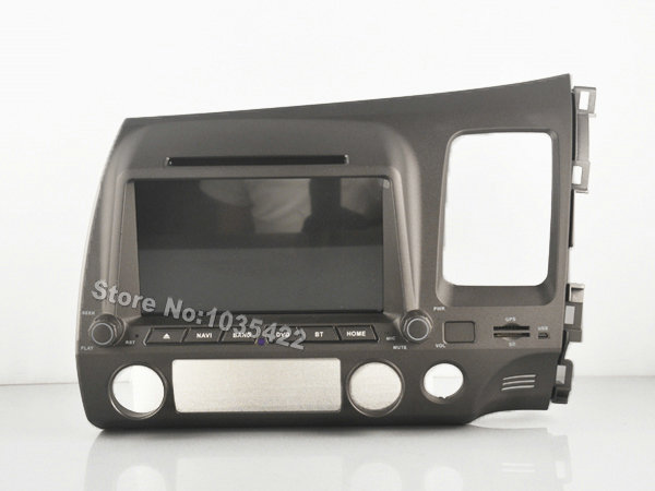Android 6.0 CAR Audio DVD player FOR HONDA CIVIC RHD gps car Multimedia head device unit receiver support 4G BT WIFI