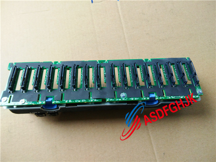 Originale Backplane Board 16X2.5-pollici per DELL PowerEdge Server di R730 0778N6 CN-0778N6 778N6 completamente provatoOriginale Backplane Board 16X2.5-pollici per DELL PowerEdge Server di R730 0778N6 CN-0778N6 778N6 completamente provato