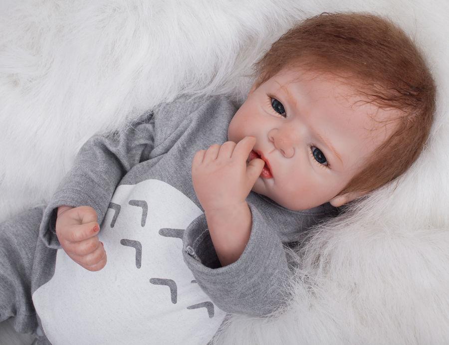 2018 cute girl baby handmade cute baby body silicone vinyl beautiful cute like