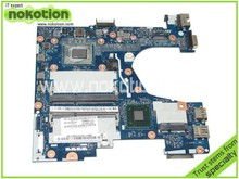 laptop motherboard for acer c7 chromebook c710 la-8943p NBSH711001 intel 847 gma hd ddr3