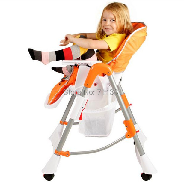 Beau High Chairs 1pcs/Lot Baby Dinning Chairs Safe Style Red Colors 4 Wheels Kid  Table For Feeding From Child Chair Suppliers  In Highchairs From Mother U0026  Kids ...