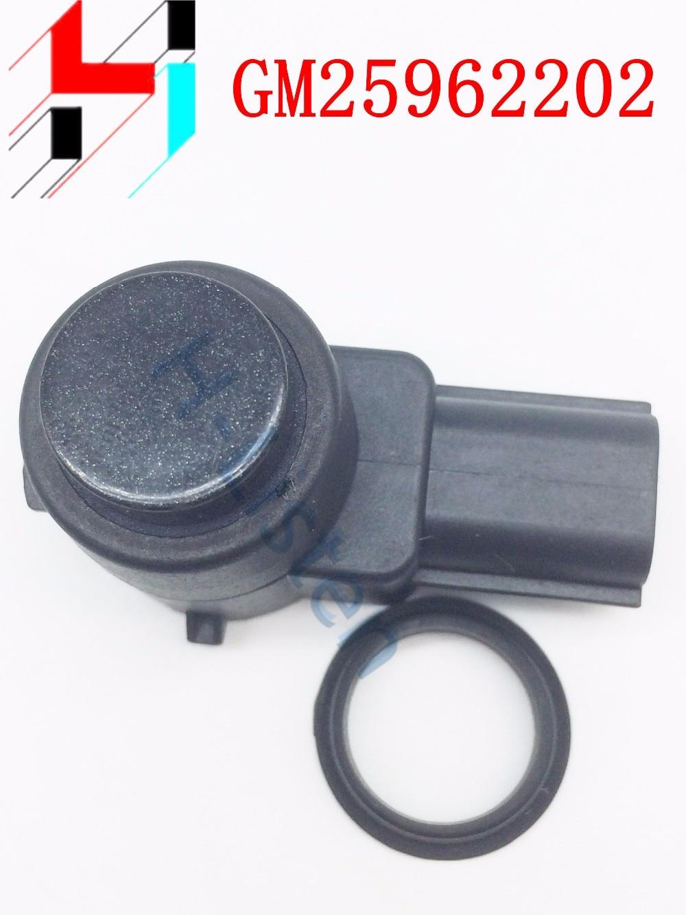 New REVERSE PARKING SENSOR PDC Fits Enclave Lucerne Savana Escalade 25962202 25962147,25961317,21995586,15239247,25961321 new set 4 9288230 pdc parking distance sensor reverse assist for bmw 0263013972
