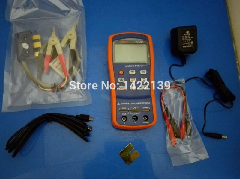 Capacité d'inductance TH2822A 100-10 kHz LCR RCL LC mètre USB