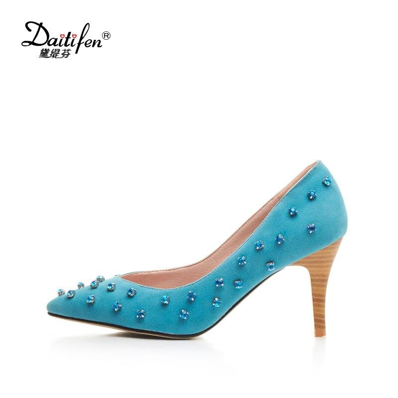 Zapatos Tacon Madera