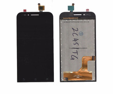 LCD Display Glass Panel Touch Screen Digitizer Assembly Replacement 4.5″ for ASUS Zenfone GO Mini 4.5 inch ZC451TG