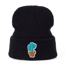 цены TUNICA New 100% cotton lady winter hat fashion men hip hop hat winter warm hat splicing cactus winter ski cap skullies adult hat