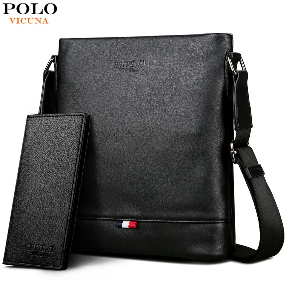 vicuna-polo-classic-men-pure-color-messenger-bag-with-back-pocket-man-handbag-beach-bag-black-casual-men's-crossbody-bag-bolsa