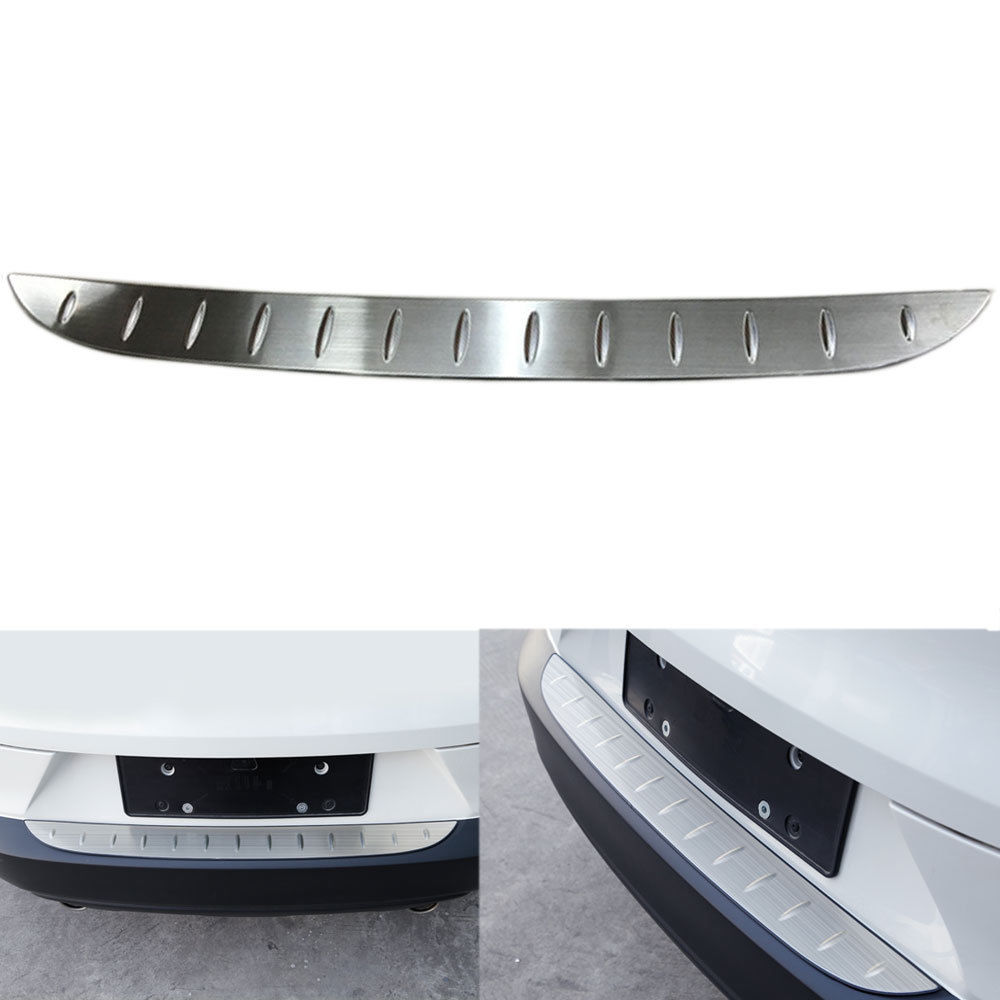 BUMPER PROTECTOR PLATE STAINLESS STEEL SMALL