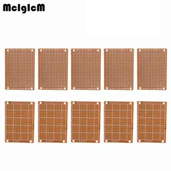 MCIGICM 200Pcs new Prototype Paper Copper PCB Universal Experiment Matrix Circuit Board 5x7cm Brand - DISCOUNT ITEM  0% OFF All Category