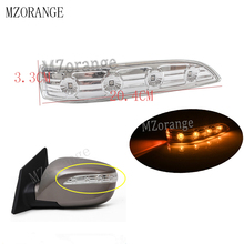 MZORANGE LED Side Light Rearview Mirror Turn Signal Lamp For Hyundai Tucson IX35 2009 2010 2011 2012 2013 2014 2015 Signal light все цены