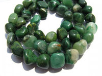wholesale 5strands 4 12mm genuine jade bead Natural Indian agate gemstone freeform nuggets chips green jewelry beads