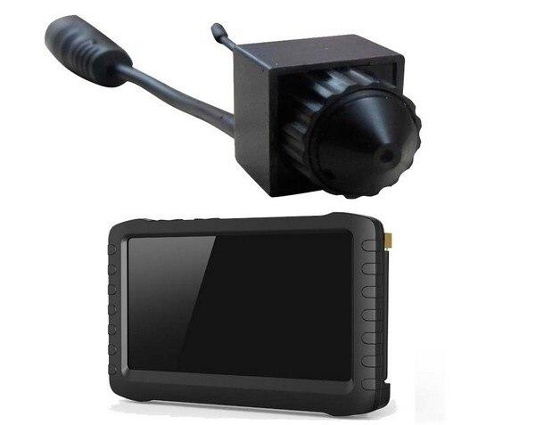 Бесплатная доставка 5.8 ГГц беспроводная камера DVR система безопасности портативный приемник TE892HB (90 град широкий угол; 16 Каналы; 0.008lux)