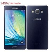 100% Original Samsung Galaxy A3 A3000 Quad-Core-Android 4.4 OS 4,5 Zoll 8 GB ROM 4G 8.0MP Kamera Handy Freies verschiffen