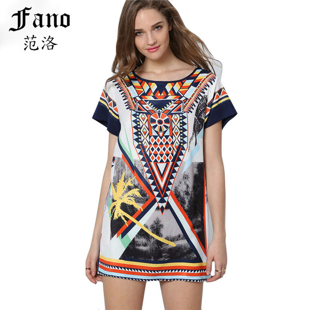 39bf0ad03 Women Fashionable Dresses High Street New Arrival Multicolor Short ...