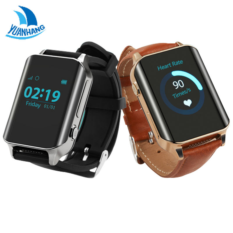 Universal Watch GPS Tracker Smart GPS LBS Tracker Locator SOS call Watch For Elder Kids Heart Rate Monitor,Lifetime GPS Platform yuanhang smart universal gps lbs tracker locator sos call watch for elder parents heart rate monitor alarm anti lost wristwatch