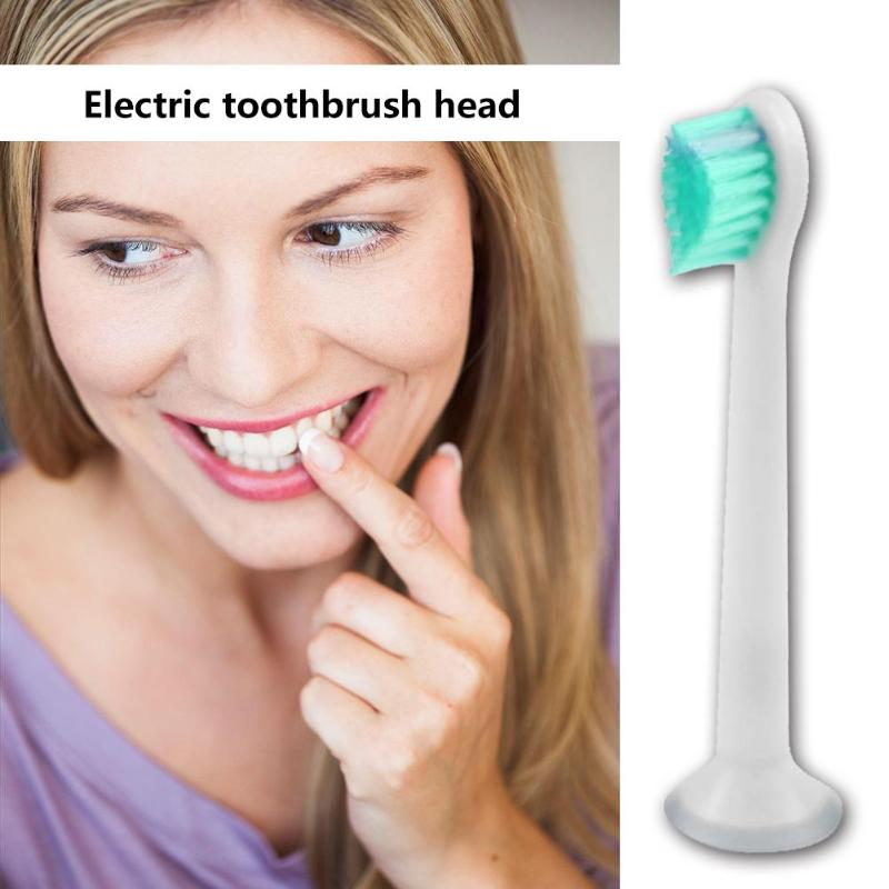 8pcs Replacement Electric Toothbrush Heads Fits for Philips for Sonicare HX6024 Electric Toothbrush Tooth Health Precision Clean image