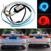 Taitian 120cm Daytime Running Lights Floating Strip 12V Car Turn Signal Flashing Brake Light Rear Drl
