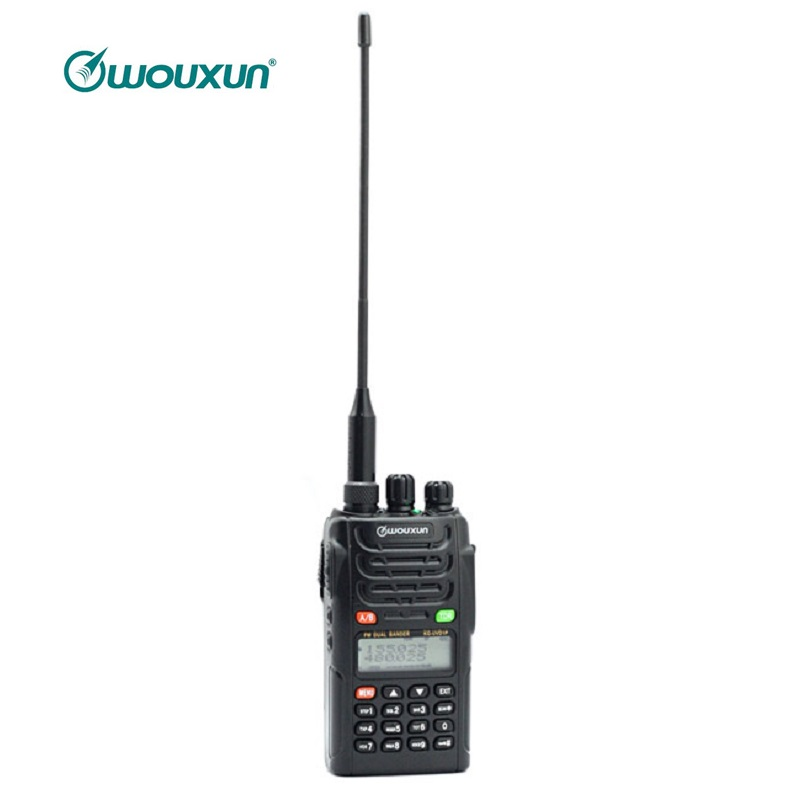 Wouxun KG-UVD1P Dual Band Classic Two Way Radio VOX FM CTCSS/DCS Scan DTMF Encoding Handheld U/V 5W Transmit Power Walkie talkie