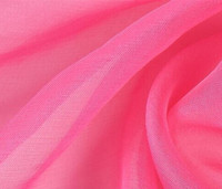 Colour Zijde Chiffon stof 100% moerbei zijde voor jurk linning 6mm 140 cm licht blauw groen paars kleur 10 meters SC 02