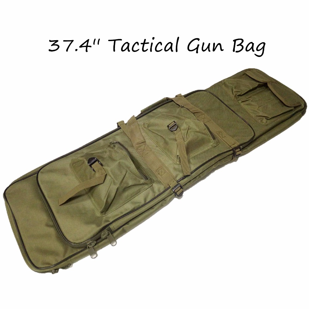 Good Quality 39 4 Outdoor Military Hunting Backpack Tactical Shotgun Rifle Square Carry Bag Gun Protection