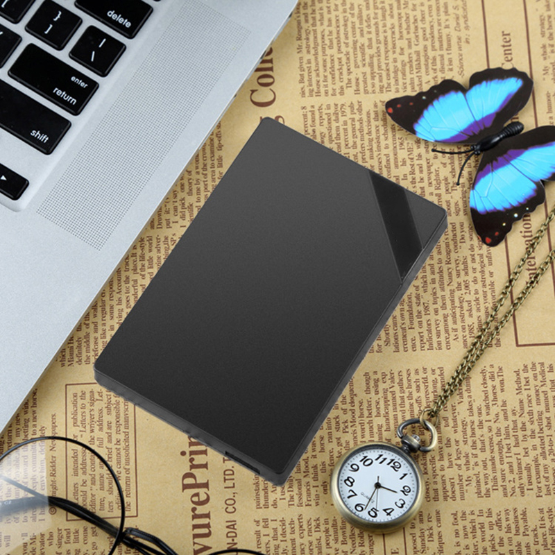 """Image 3 - Advance USB 3.0 2.5"""" 1TB  Portable External Hard Disk Drive Mobile HDD Desktop Laptop Encryption hdd 2.5 1TB-in Harddisk & Boxs from Consumer Electronics"""