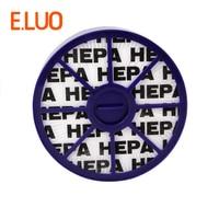 Lila rund filter und hohe quilty air filter ersatz für Staubsauger Teile hepa-filter DC04 DC05