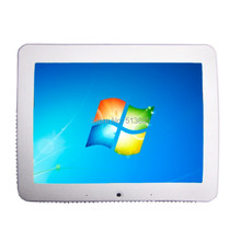 9.7 inch all in one panel pc with ssd 16Gb & front camera