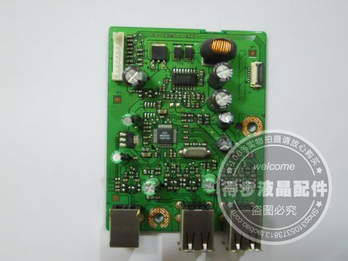 Free Shipping>100% Tested Working VP2250wb USB board 4H.0BW15.A00 power supply board free shipping for acer tmp453m nbv6z11001 ba50 rev2 0 motherboard hm77 tested