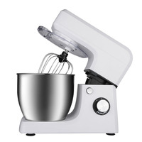 Electric Stir 6.5L Chef blend Kitchen Mixer Stand Food Cake Egg Dough Bread Mixer Machine Super Quiet 6 Level Adjustable EU plug