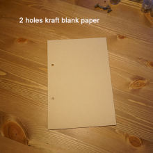 Подставка для блокнота 145*210 мм 100 листов с 2 отверстиями