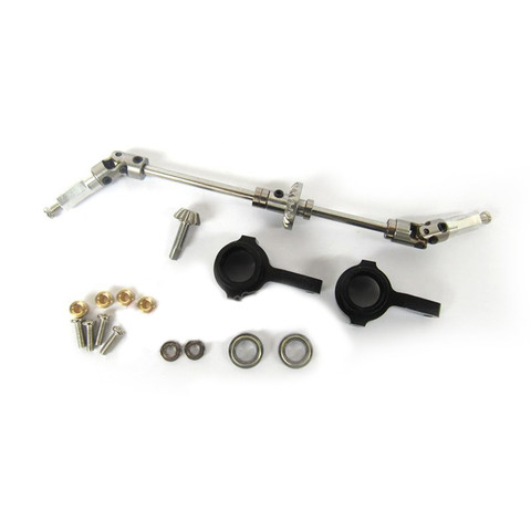 Front Wheel Steering kit Universal Joint for 1/16 WPL B1 B14 B16 B24 B36 C14 C24 RC Car DIY Upgrade Mods Parts Accessories Lahore