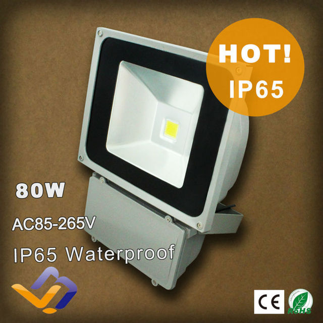Wholesale waterproof high power 80w 85 265v led flash landscape wholesale waterproof high power 80w 85 265v led flash landscape lighting wash flood light floodlight aloadofball Image collections