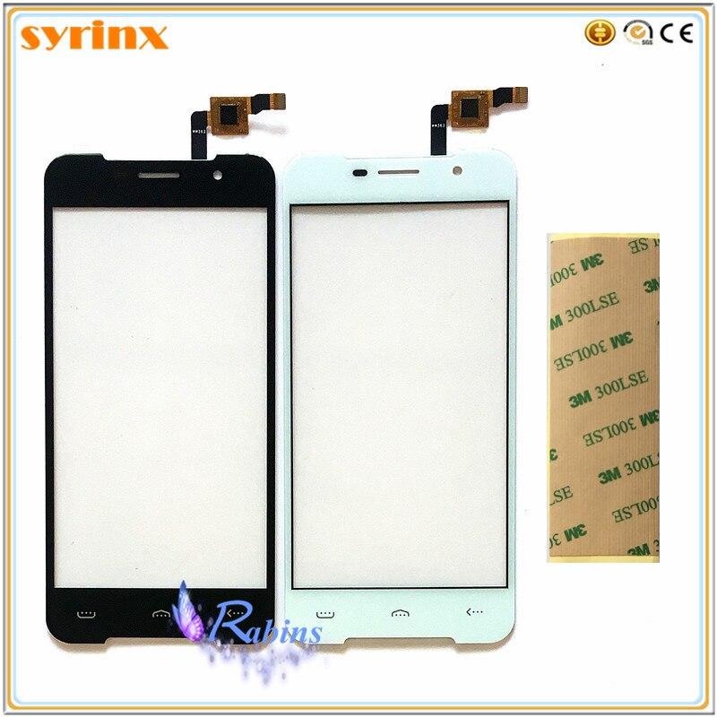 SYRINX Für Homtom HT37 Touchscreen Digitizer Sensor Frontglas Touch Panel Sensor Touchscreen 3 mt Aufkleber