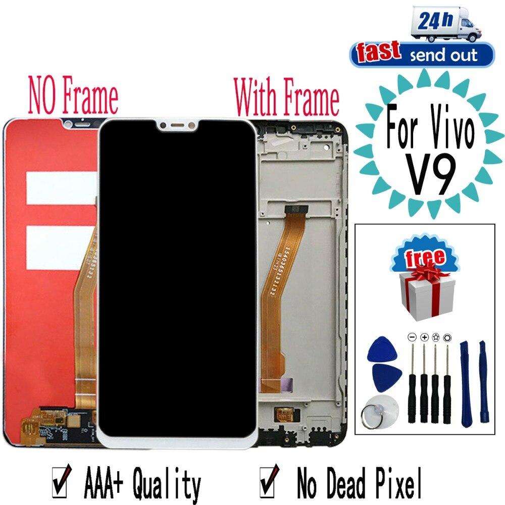 2018 NEW LCD For BBK Vivo V9 LCD Display Touch Screen Digitizer