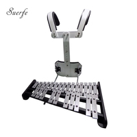 Glockenspiel with Carrier and Stick percussion Musical instruments professional