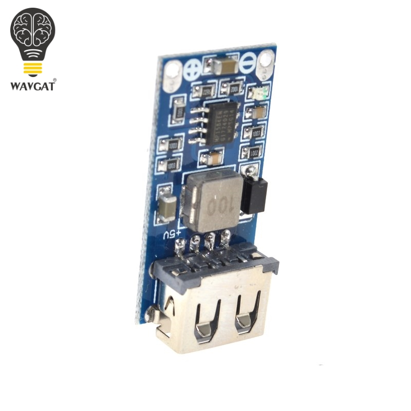 9 в 12 В 24 В до 5 В 3A USB понижающий модуль регулятора напряжения DC-DC конвертер зарядное устройство для телефона модуль электропитания автомобил...