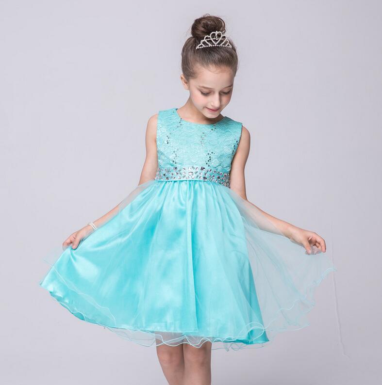 Aliexpress.com : Buy 2017 Summer Girls Dress Children\'s Clothing ...