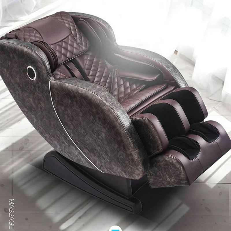 Household Electric Massage Chair Full Body Automatic Space Capsule Multi-function Manipulator Massage Sofa