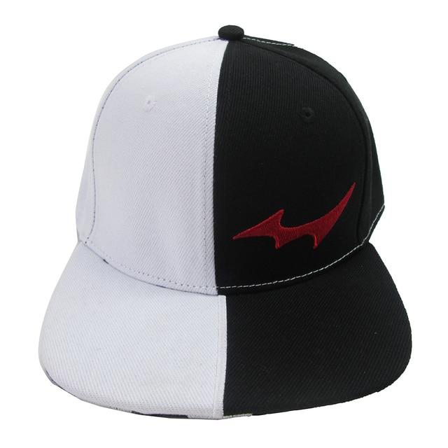 cdaf85cd3d9 Brdwn Unisex Danganronpa Hope s Peak Academy Monokuma Peaked Cap Cosplay Baseball  Hat