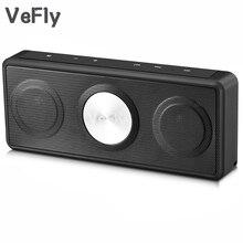 VeFly høyttalere bluetooth høyttaler stereoanlegg linje kort bil høyttaler musikk trådløs høyttaler bluetooth FM radio