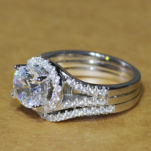 ring settings uk Picture More Detailed Picture about Luxury