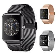 3242f13fd RUIJIE Bluetooth Smart Watch Phone Z50 Smartwatch Support Sim TF Card  Pedomenter Sleep Monitor Call SMS