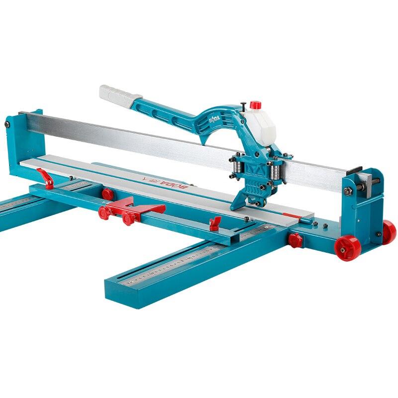 고정밀 레이저 적외선 수동 타일 절단 기계 타일 푸시 나이프 바닥 벽 타일 커터 절단 칼 6-15mm