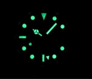 Image 5 - ספיר קריסטל 41mm parnis PVD מקרה אסיה אוטומטית עצמי רוח תנועה מסתובב bezel GMT זוהר גברים של שעון pa89 p8