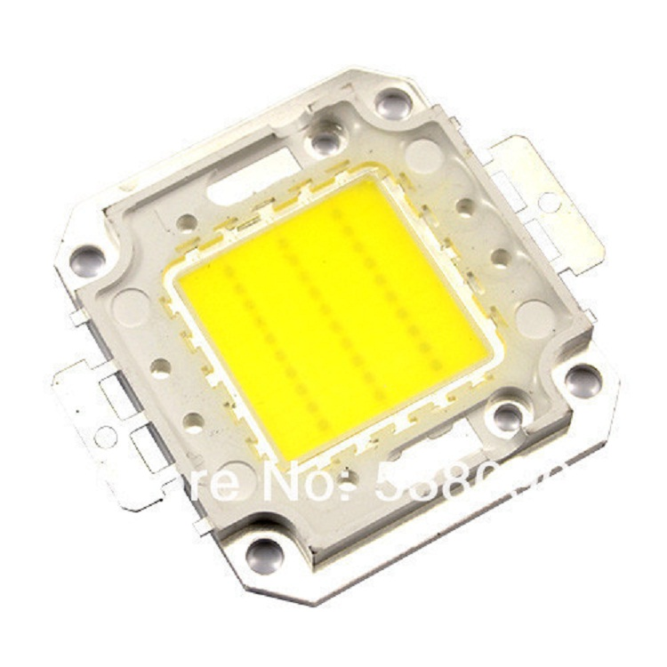2Pcs DIY 10W 20W 30W 50W 100W IC SMD led Integrated cob chips High power Epistar Chips Cold Warm white for Bulb Lamp Flood light e cap aluminum 16v 22 2200uf electrolytic capacitors pack for diy project white 9 x 10 pcs