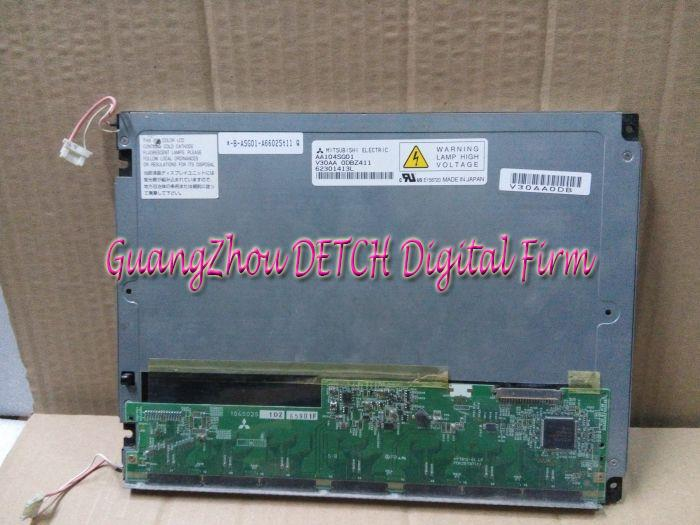 10.4-inch AA104SG01 LCD screen USED