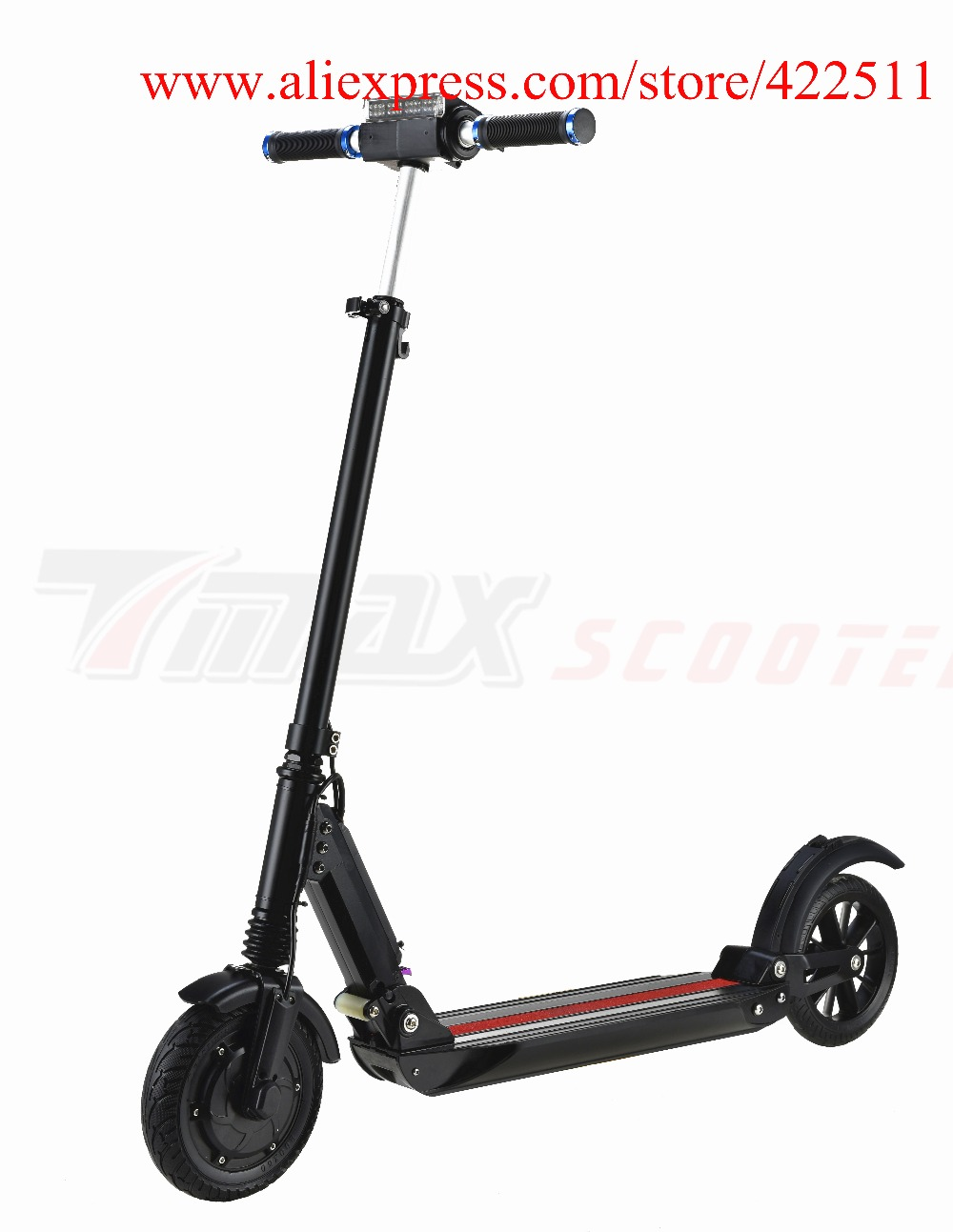 2016 New Popular 250W 24V Electric Scooter 2-Wheel Electric Standing Scooter Foldable Electric Bike With Lithium Battery 2016 500w powerful two wheel mini foldable electric scooter 48v 15 6a lithium e bike disc brake 10 inch wheel e scooter