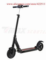 2019 New Popular 250W 24V Electric Scooter 2 Wheel Electric Standing Scooter Foldable Electric Bike With Lithium Battery
